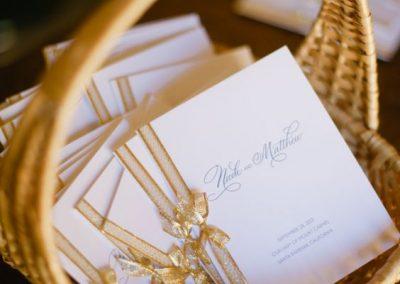 Libretto cerimonia personalizzato