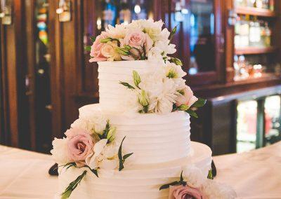 Cake in stile chic