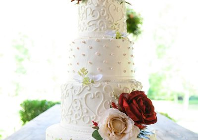 Cake in stile italiano
