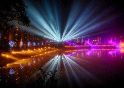 Effetti speciali luminosi