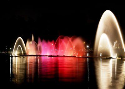 Luce e acqua