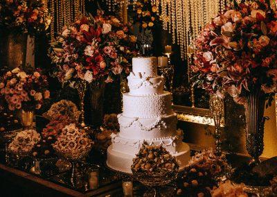 Cake decorata a mano