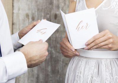 Libretti cerimonia per gli sposi e le spose
